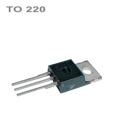 IRF740  N-MOSFET 400V,10A,125W,0.55R  TO220