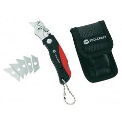 Nůž skládací TOOLCRAFT 825989 univerzální