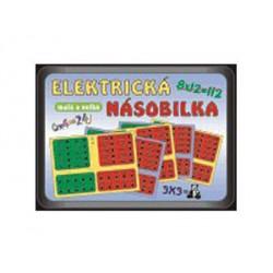Vzdělávací hra Elektrická násobilka