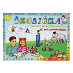 Vzdělávací hra Školička
