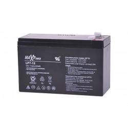 Baterie olověná 12V   7.5Ah REBEL