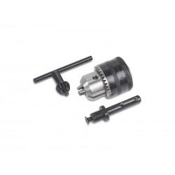 Sklíčidlo Mc Drill  pro vrtáky 1,5-13mm EXTOL CRAFT