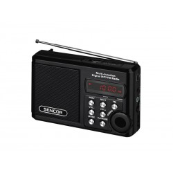 Rádio SENCOR SRD 215B