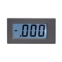Panelové měřidlo 199,9mA WPB5035-DC ampérmetr panelový digitální