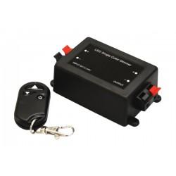 Stmívač pro LED pásky TIPA + dálkové ovládání OLP04