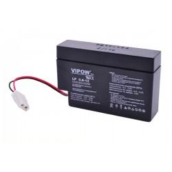 Baterie olověná 12V   0.8Ah VIPOW