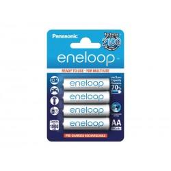 Baterie AA (R6) nabíjecí 1,2V/1900mAh Eneloop PANASONIC 4ks