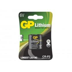 Baterie CR-P2 GP lithiová (foto)