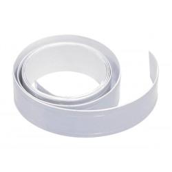Reflexní páska samolepící 90cm x 2cm stříbrná COMPASS 01585