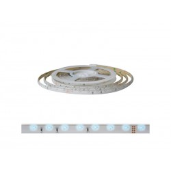 LED pásek 12V 335 (boční)  60LED/m IP65 max. 4.8W/m bílá studená (cívka 5m) zalitý