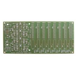 Plošný spoj TIPA PT041 Audio spectrum analyzer