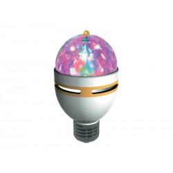 Žárovka E27 RGB Light party CONRAD V86383