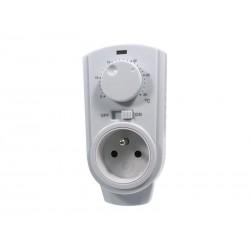 Termostat HADEX TH-926T zásuvkový