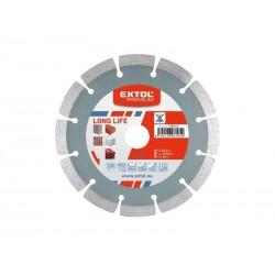 Kotouč diamantový řezný segmentový 230mm EXTOL PREMIUM 108915