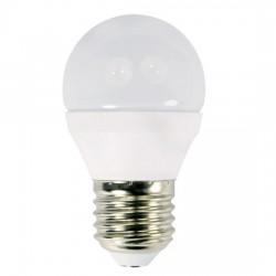 Žárovka LED E27  6W G45 bílá přírodní SOLIGHT WZ418