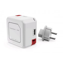 Hub POWERCUBE POWERUSB PORTABLE