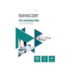 Fólie laminovací SENCOR SLA FA3M150 A3 150mic 25ks
