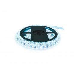 LED pásek 12V 3528 120LED/m IP20 max. 9.6W/m ice blue (cívka 5m)