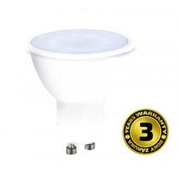 Žárovka LED GU10  5W SPOT bílá studená SOLIGHT WZ324