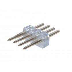 PIN propojka pro LED neon hadici pro čip 5050 RGB