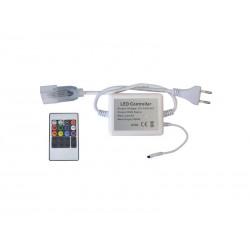 Ovladač pro Led neon hadici 230V - RGB kontroler pro LED neon 230V