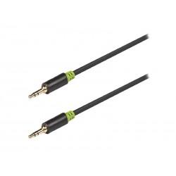 Kabel KÖNIG JACK 3.5 konektor/JACK 3.5 konektor 2m