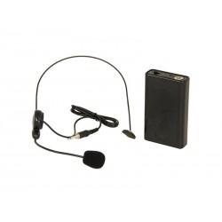 Mikrofon bezdrátový pro reprosoustavu IBIZA PA System PORT15VHF-BT