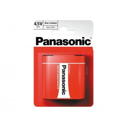 Baterie 3R12 (4,5V) Zn-Cl PANASONIC Red