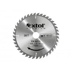 Kotouč pilový s SK plátky 185x2,2x20mm EXTOL PREMIUM 8803226