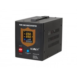 Zdroj záložní KEMOT PROsinus 500W 12V