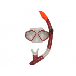 Sada potápěčská ACRA P1530/52 červená