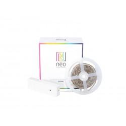 LED pásek 24V 60LED/m IP65 11.5W/m RGB + CCT IMMAX NEO 07008L 2m + kontroler