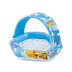 Dětský bazén INTEX se stříškou 43x40x28cm