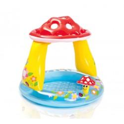 Dětský bazén INTEX BABY MUCHOMŮRKA 102x89cm