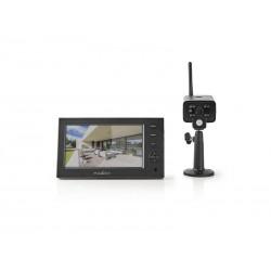 Kamerový systém NEDIS CSWL140CBK