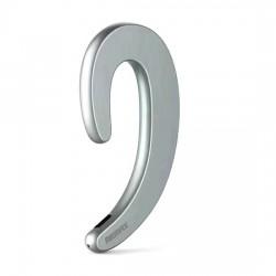 HandsFree do ucha REMAX RB-T20 stříbrné