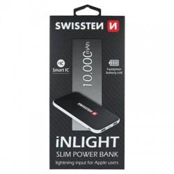 PowerBank SWISSTEN iNLIGHT SLIM 10000mAh