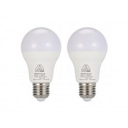 Chytrá WiFi žárovka LED SmartDGM SHK-WLB02 2ks
