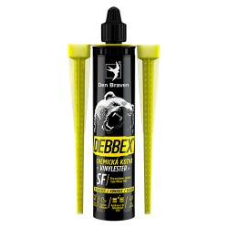 Kotva chemická DEN BRAVEN DEBBEX SF vinylester 280ml