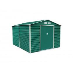 Zahradní domek G21 GAH 1085 340 x 319 cm GREEN