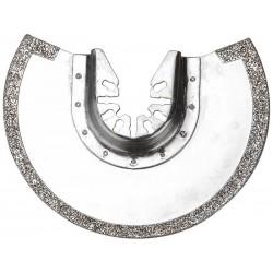Kotouč segmentový, 88mm, diamant EXTOL-PREMIUM