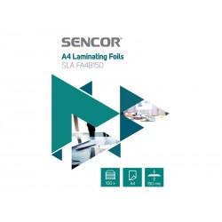 Fólie laminovací SENCOR SLA-FA4B150 100ks