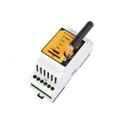 Dálkové ovládání GSM FLAJZAR GSM-DIN3 na DIN lištu