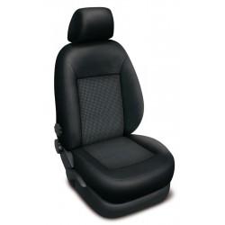 Autopotahy FORD CUSTOM, 6 míst, od r. 2012, AUTHENTIC PREMIUM žakar Audi SIXTOL