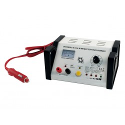Nabíječka baterií MINWA MW7168 autom. 1-10x NiCd/NiMh (modelář.)(12V)