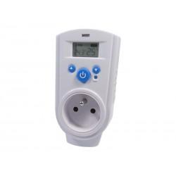 Termostat HADEX TH-928T zásuvkový