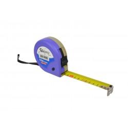 Metr svinovací, 10m, š. pásku 25mm GEKO