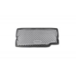 Vana do kufru gumová LAND ROVER Defender 90, 110 2007-, 3D, 5D SUV. SIXTOL