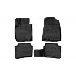 3D Gumové koberce HYUNDAI i20, 2014-,, hatchback, Evropa SIXTOL