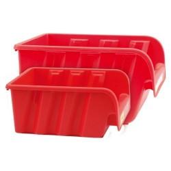 Box skladovací  P-4, 23,5 x 17,3 x 12,5 cm TOYA